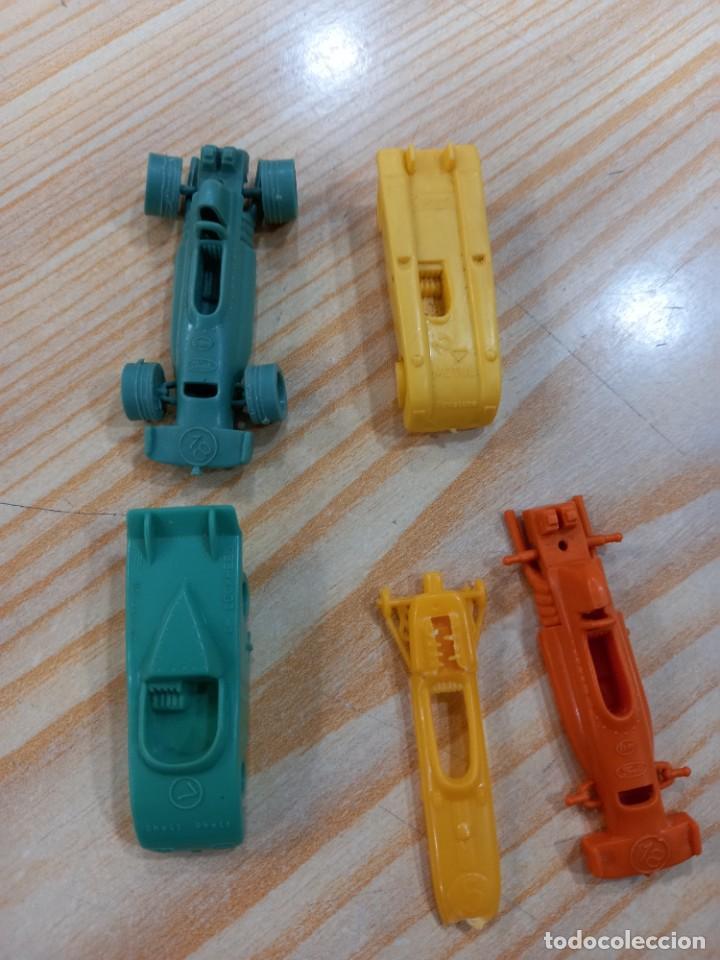 Figuras de Goma y PVC: GRAN LOTE DE COCHES BOLIDOS BIMBO PREMIUM DUNKIN TITO ORIGINALES AÑOS 70 - Foto 5 - 277693258