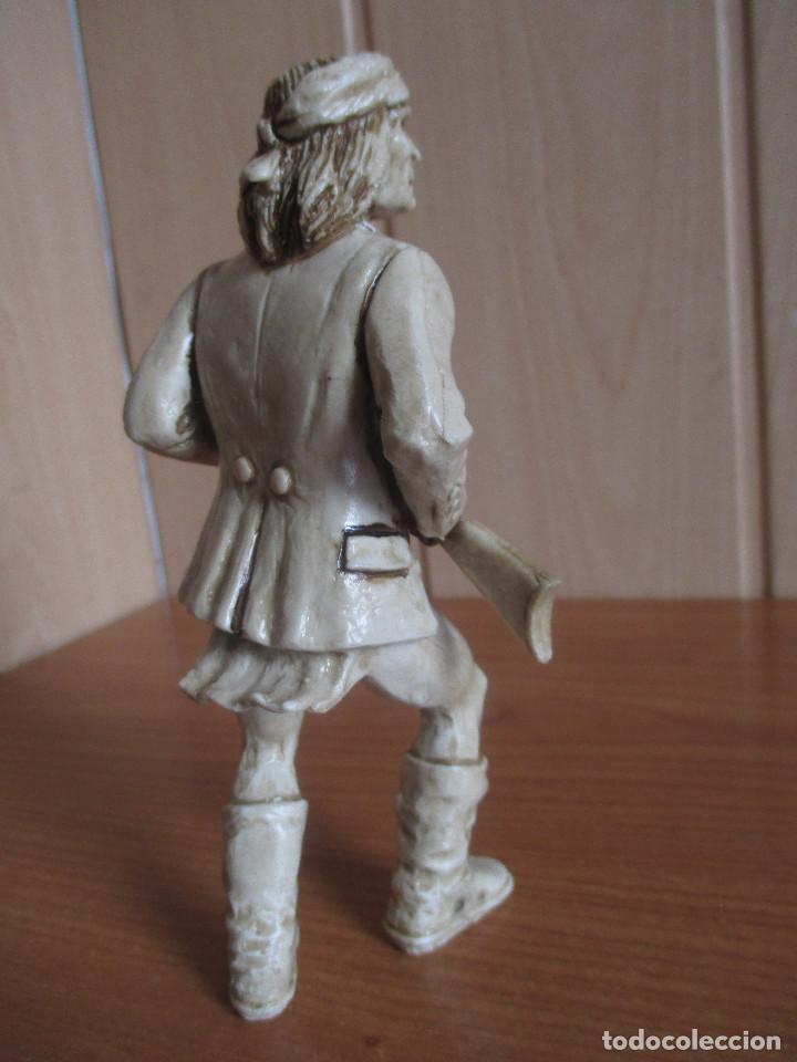 Figuras de Goma y PVC: COMANSI: FIGURA INDIO OESTE ,THE WILD WEST, GERONIMO DE COMANSI, 16 CM , SIN PINTAR - Foto 3 - 277720553