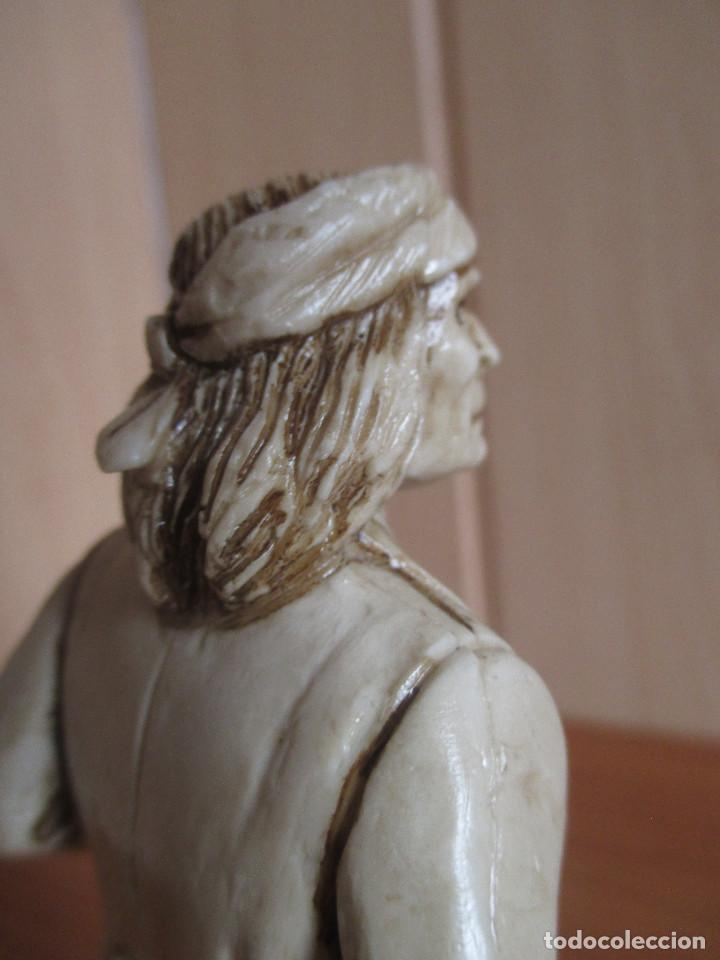 Figuras de Goma y PVC: COMANSI: FIGURA INDIO OESTE ,THE WILD WEST, GERONIMO DE COMANSI, 16 CM , SIN PINTAR - Foto 4 - 277720553