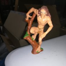 Figuras de Goma y PVC: APPLAUSE FIGURA DE PVC AÑOS 90 WALT DISNEY TARZAN. Lote 277724933