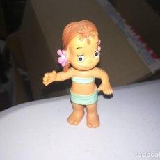 Figuras de Goma y PVC: LOS FRUITIS FIGURA PVC COMICS SPAIN NIÑA. Lote 277830698