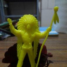 Figuras de Goma y PVC: FIGURA INDIO DE COMANSI. Lote 277848893