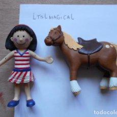 Figuras de Goma y PVC: AMANDA PVC MAGICAL TROUPE IST CABALLO. Lote 278177668