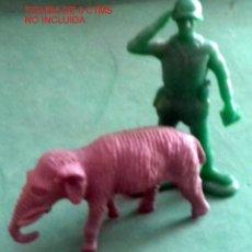 Figuras de Goma y PVC: FIGURAS Y SOLDADITOS DIFERENTES CTMS -14623. Lote 278195943