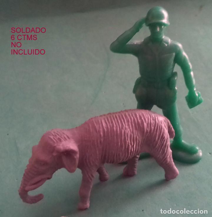 FIGURAS Y SOLDADITOS PARA DIFERENTES CTMS -14629 (Juguetes - Figuras de Goma y Pvc - Pipero)