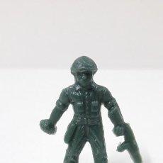 Figuras de Goma y PVC: SOLDADO AMERICANO . ORIGINAL DUNKIN . AÑOS 70 / 80. Lote 278218063