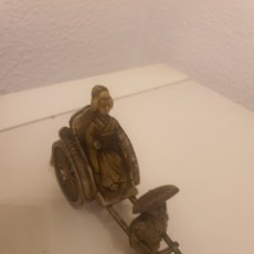 Figuras de Goma y PVC: ANTIGUA FIGURA PVC GEISHA. Lote 278302168