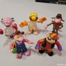 Figuras de Goma y PVC: LOTE FIGURAS LOS MUNDOS DE YUPI COMIC SPAIN. Lote 278333898