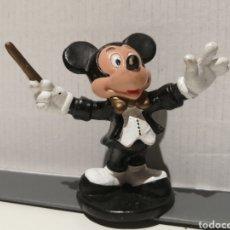 Figuras de Goma y PVC: MICKEY MOUSE DIRECTOR DE ORQUESTA BULLYLAND. Lote 278391793