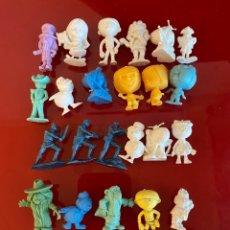 Figuras de Goma y PVC: FIGURAS RAJÁ DUNKIN. Lote 278395138