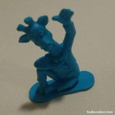 Figuras de Goma y PVC: FIGURA MONOCROMA JIRAFA CEREALES KELLOGGS PROMOCIONAL MERCHANDISING KELLOGG DUNKIN COCO CHOCO FIGURA. Lote 278549698