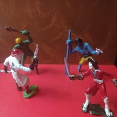 Figuras de Goma y PVC: PIRATAS COMANSI. Lote 278569153