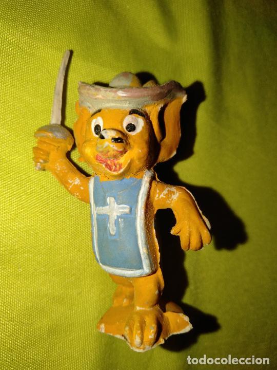 Figuras de Goma y PVC: Mosqueteros Tom y Jerry pech creo - Foto 3 - 278581053