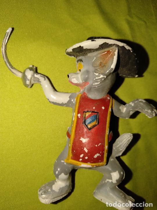 Figuras de Goma y PVC: Mosqueteros Tom y Jerry pech creo - Foto 6 - 278581053