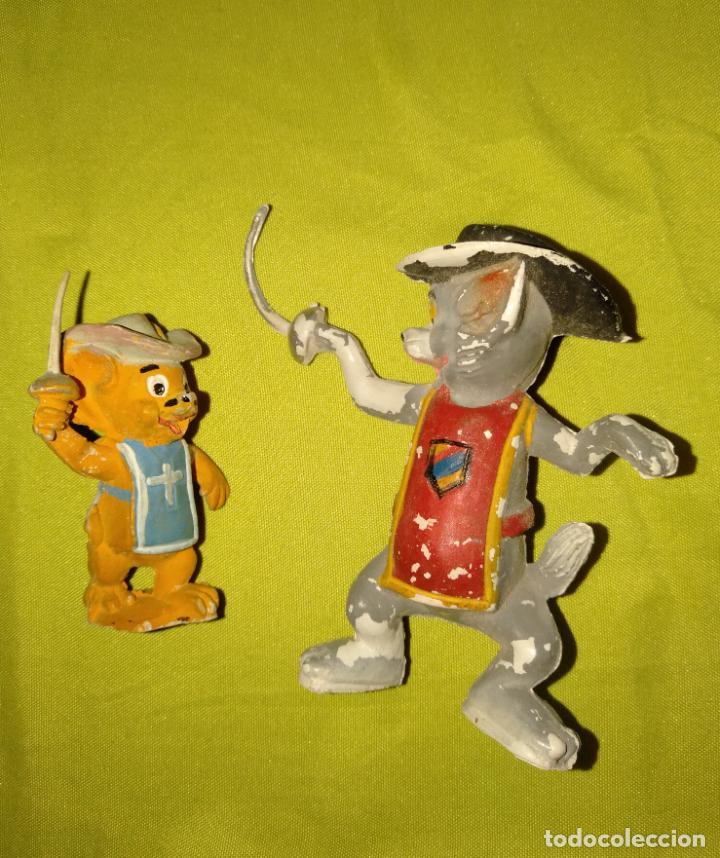 MOSQUETEROS TOM Y JERRY PECH CREO (Juguetes - Figuras de Goma y Pvc - Pech)