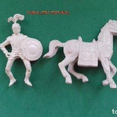 Figuras de Goma y PVC: FIGURAS Y SOLDADITOS DE 6 A 7 CTMS -14720. Lote 278601248
