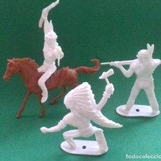 Figuras de Goma y PVC: FIGURAS Y SOLDADITOS DE 6 A 7 CTMS -14726. Lote 278602763