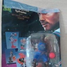Figuras de Goma y PVC: MICHAEL JORDAN SPACE JAM WARNER BROS. Lote 278631543