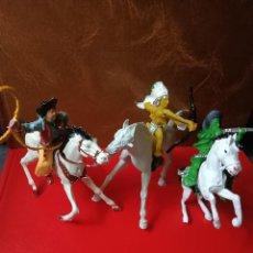 Figuras de Goma y PVC: COWBOYS LAFREDO. Lote 278639578