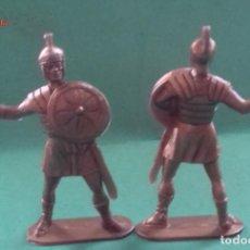 Figuras de Goma y PVC: FIGURAS Y SOLDADITOS DE 6 A 7 CTMS -14741. Lote 278869578