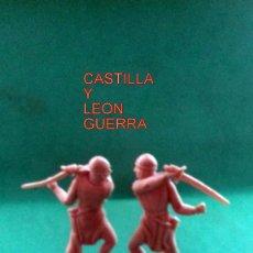 Figuras de Goma y PVC: FIGURAS Y SOLDADITOS DE 6 A 7 CTMS -14742. Lote 278869733