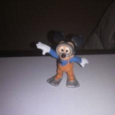 Figuras de Goma y PVC: WALT DISNEY FIGURA DE PVC AÑOS 90 MICKEY MOUSE SUBMARINISTA BULLY. Lote 279507388