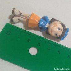 Figuras Kinder: MANEGE ENCHANTE CARRUSEL ENCANTADO FIGURA NIÑA MUÑECO KINDER. Lote 279517243