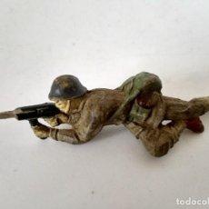 Figuras de Goma y PVC: FIGURA SOLDADO JAPONÉS JECSAN GOMA. Lote 279576003