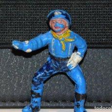 Figuras de Goma y PVC: JECSAN *CABO RUSTY A CABALLO*. Lote 280456363