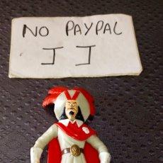 Figuras de Goma y PVC: FIGURA MUÑECO TINTIN RACKHAM PIRATA PROMOCIONAL MC DONALDS. Lote 280774463