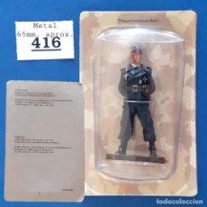 Figuras de Goma y PVC: ALYMER ALMIRALL CHAUVE BENEITO - LOTE 416 EJERCITO ALEMAN II GUERRA MUNDIAL. Lote 280836993