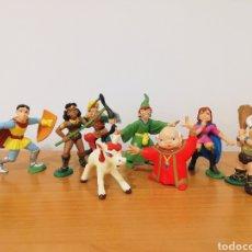 Figuras de Goma y PVC: DRAGONES Y MAZMORRAS (MAIA BORGES). Lote 281954173