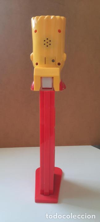 Dispensador Pez: Dispensador gigante de caramelos PEZ, americano. Bart Simpson - Foto 4 - 282184758