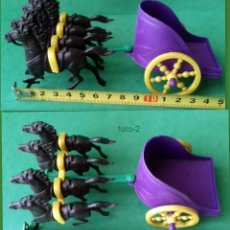 Figuras de Borracha e PVC: FIGURAS Y SOLDADITOS DE OTROS CTMS -15165. Lote 282484113