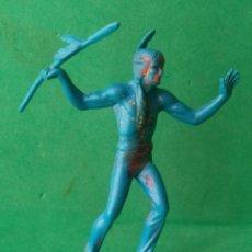 Figuras de Borracha e PVC: FIGURAS Y SOLDADITOS DE MAS DE 6 CTMS -15195. Lote 283072718