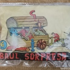Figuras de Borracha e PVC: SOBRE SORPRESA BAÚL SORPRESA. Lote 283130188