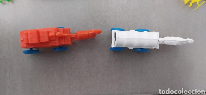 Figuras de Goma y PVC: Lote oeste montaplex fort Nevada - Foto 3 - 283306238