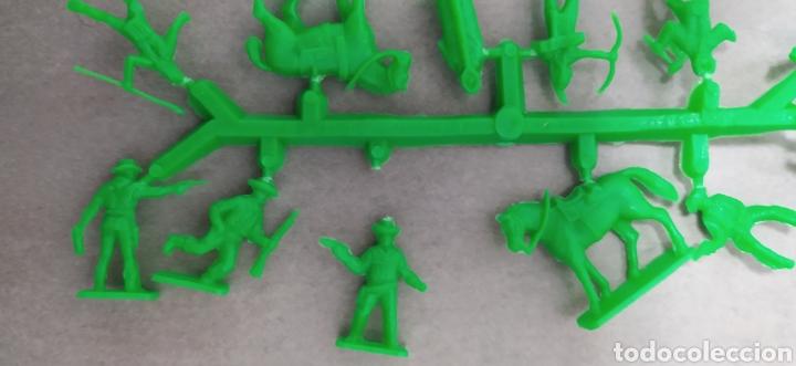 Figuras de Goma y PVC: Lote oeste montaplex fort Nevada - Foto 5 - 283306238