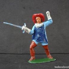 Figuras de Goma y PVC: JECSAN MOSQUETERO FIGURA 1. Lote 283338268