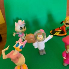 Figuras de Goma y PVC: LOTE FIGURAS DIBUJITOS ANIMADOS. Lote 283384978