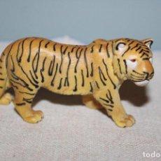Figuras de Goma y PVC: TIGRE - SCHLEICH - MEDIDAS VER FOTOS. Lote 283443843