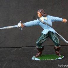 Figuras de Goma y PVC: JECSAN MOSQUETERO FIGURA 3. Lote 283459498