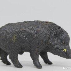 Figure di Gomma e PVC: ANIMALES DEL BOSQUE BULLY BULLYLAND 64357 JABALÍ. Lote 283626838