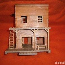 Figuras de Goma y PVC: SMITH'S SALOON - HOTEL PARADISE - COMANSI - AÑOS 70. Lote 283876803
