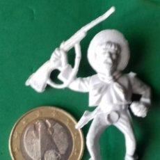Figuras de Borracha e PVC: FIGURAS Y SOLDADITOS MENOS DE 4 CTMS -15466. Lote 284404423