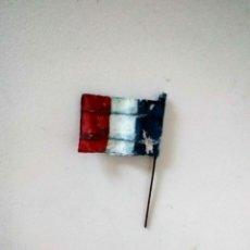 Figuras de Goma y PVC: BANDERA LEGIÓN FRANCESA PECH. Lote 284588498