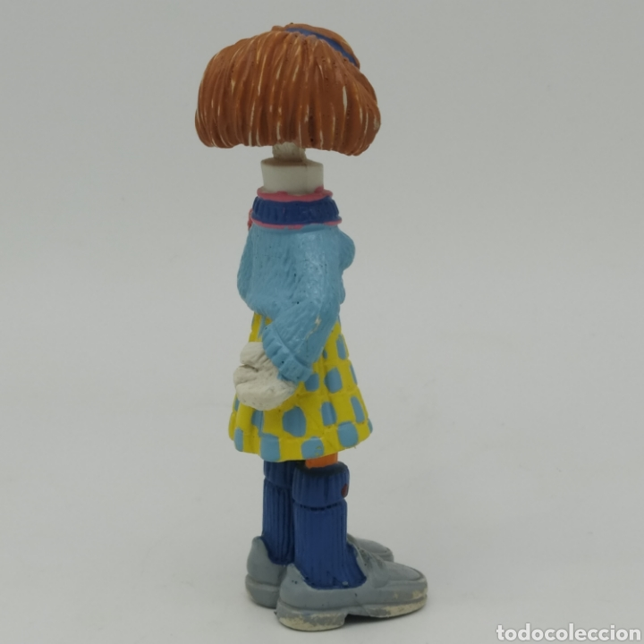 Figuras de Goma y PVC: FIGURA DE JEFF MACNELLY DE COMICS SPAIN 1986 - Lucille - Foto 3 - 284661123