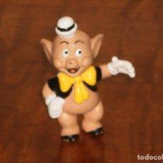 Figuras de Goma y PVC: FIGURA PVC / CERDITO - LOS TRES CERDITOS- WALT DISNEY – COMICS SPAIN. Lote 284724978