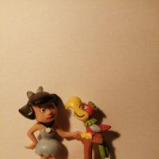 Figuras de Goma y PVC: FIGURA EN GOMA DE BETTY MARMOR, CÓMIC SPAIN. Lote 284791058