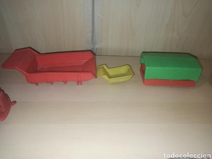 Figuras de Goma y PVC: LOTE DE BARCOS DE PLÁSTICO Y COCHES Y CAMIONES - Foto 11 - 285119933